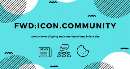 [2019.03.11] FWD:ICON.COMMUNITY