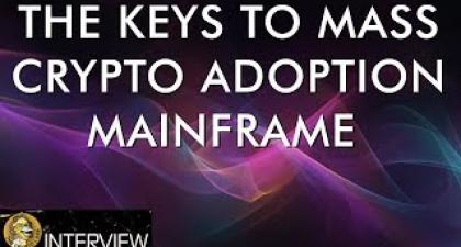 Cryptocurrency Mass Adoption & Internet Freedom - Mainframe