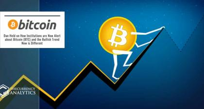 Dan Held on How Institutions are Now Alert about Bitcoin (BTC) and the Bullish Trend Now is Different