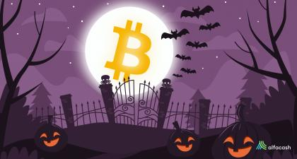 "6 Spooky cryptocurrencies and the bullish ""Halloween effect"" - alfa.cash blog"