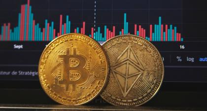 Cryptocurrencies Bitcoin and Ethereum Hit Wall Street as S&P Global Indices