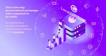 LocalCoinSwap: World's First P2P Crypto Exchange