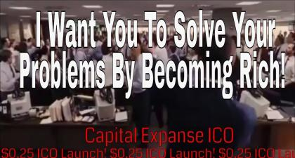 Capital Expanse (CPX): Capital Expanse ICO Relaunches $0 25