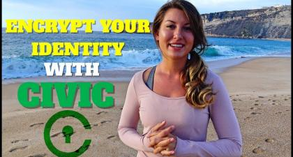 Encrypt Your Identity with <bold>CIVIC</bold>