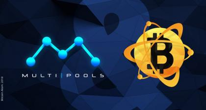 Multipools Mining Pool to Support Bitcoin Atom (BCA)